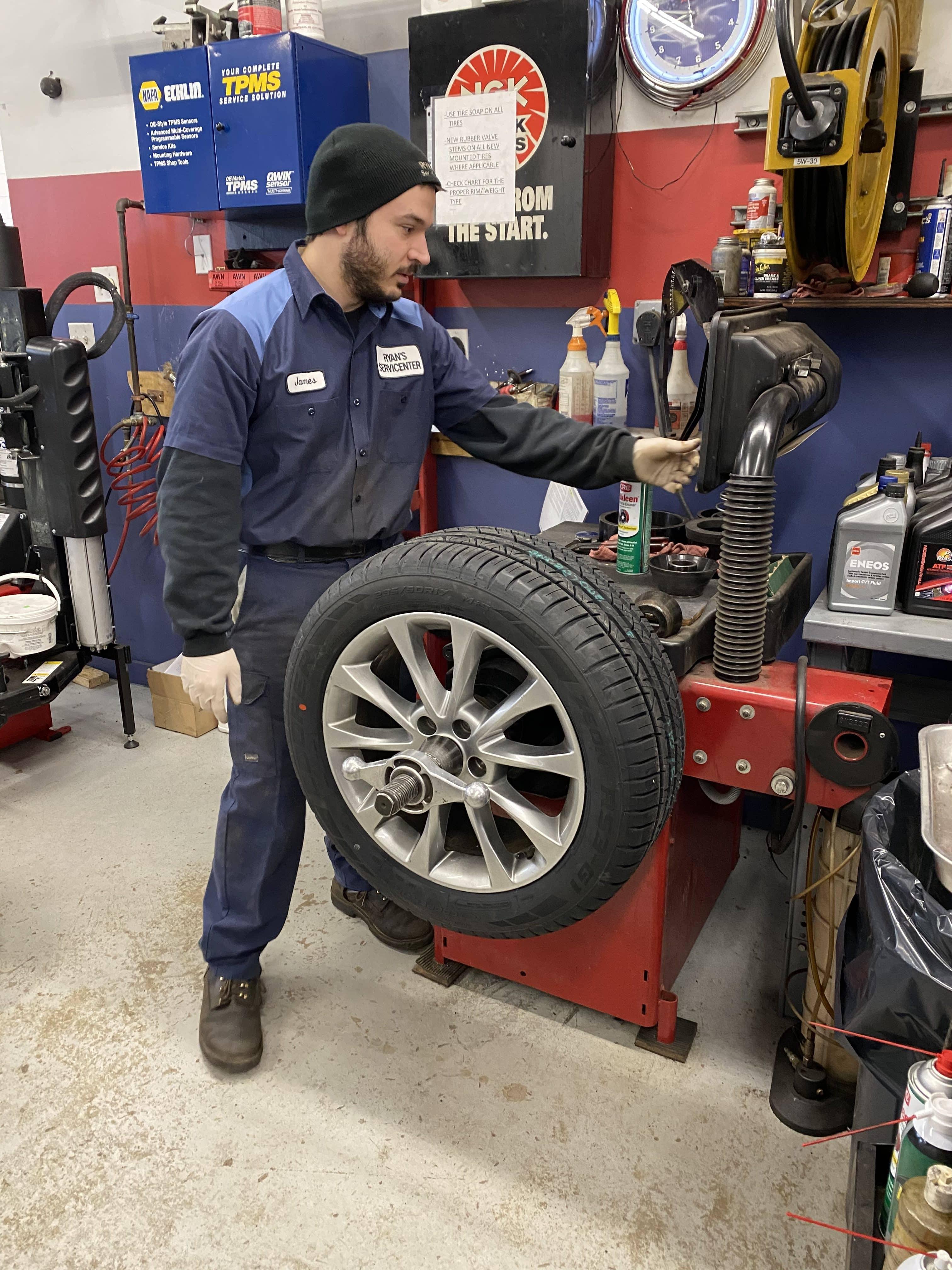 Why Do I Need To Balance My Tires?